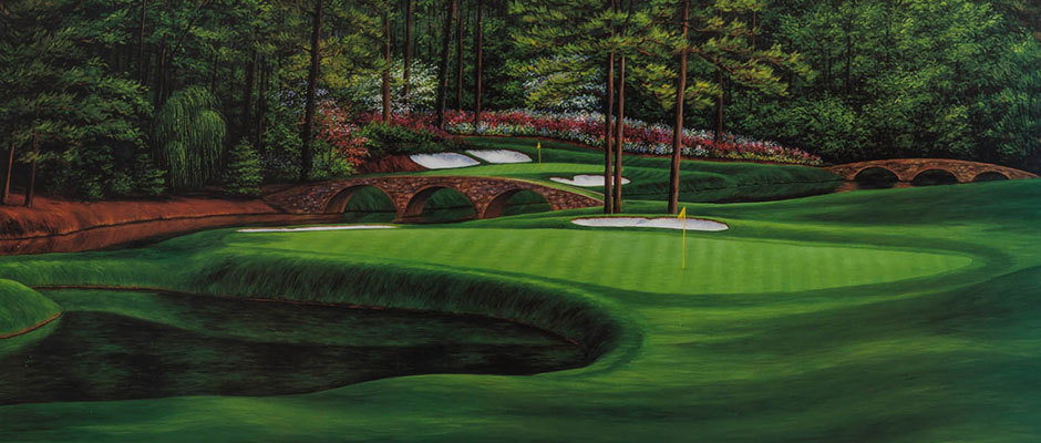 Golf Art Art Memorabilia And Awards For Golf Enthusiasts