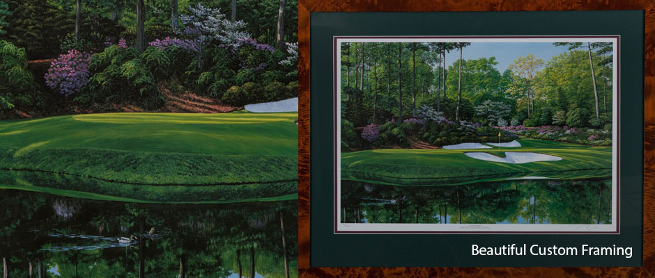 Golf-Art | Art, Memorabilia, and Awards for Golf Enthusiasts
